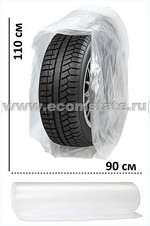 Bags for wheel, tires