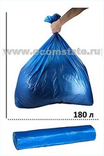 60-300 l bags from HDPE